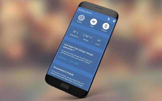 Super cool battery saver screenshot 2