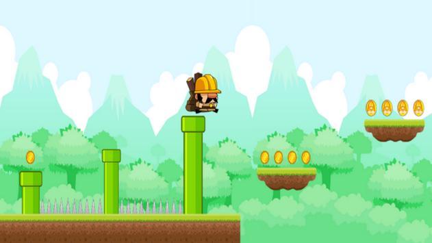Super Cario Run apk screenshot