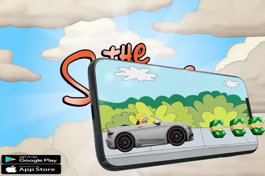 Supercars Simpson Adventures Familly screenshot 1