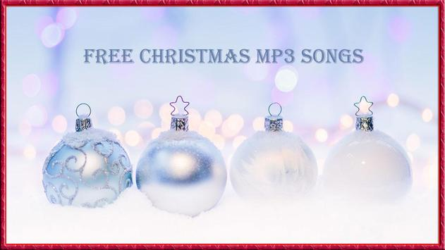 Free Christmas MP3 Songs poster