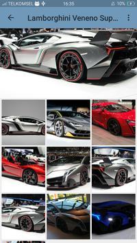 Supercar Wallpaper HD - Lamborghini Veneno poster