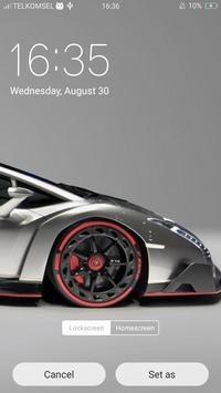 Supercar Wallpaper HD - Lamborghini Veneno screenshot 1