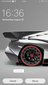 Supercar Wallpaper HD - Lamborghini Veneno screenshot 2