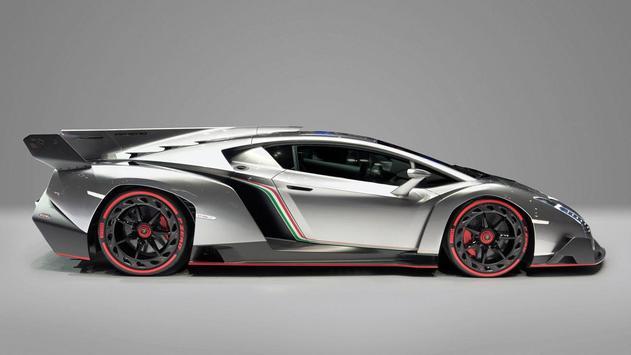 Supercar Wallpaper HD - Lamborghini Veneno screenshot 6