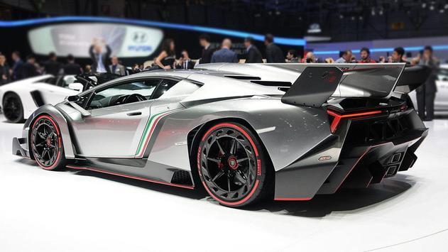 Supercar Wallpaper HD - Lamborghini Veneno screenshot 7