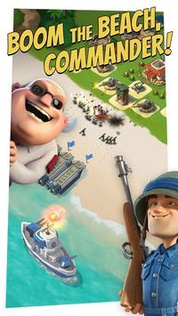 ブーム・ビーチ (Boom Beach) ポスター