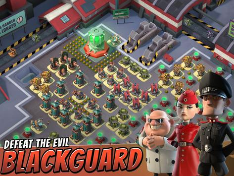Boom Beach apk captura de tela