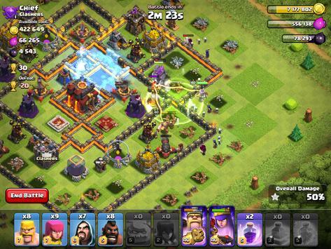 Clash of Clans apk screenshot