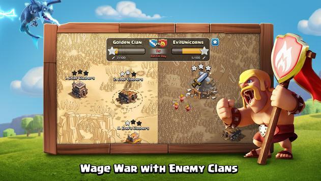 クラッシュ・オブ・クラン (Clash of Clans) スクリーンショット 1