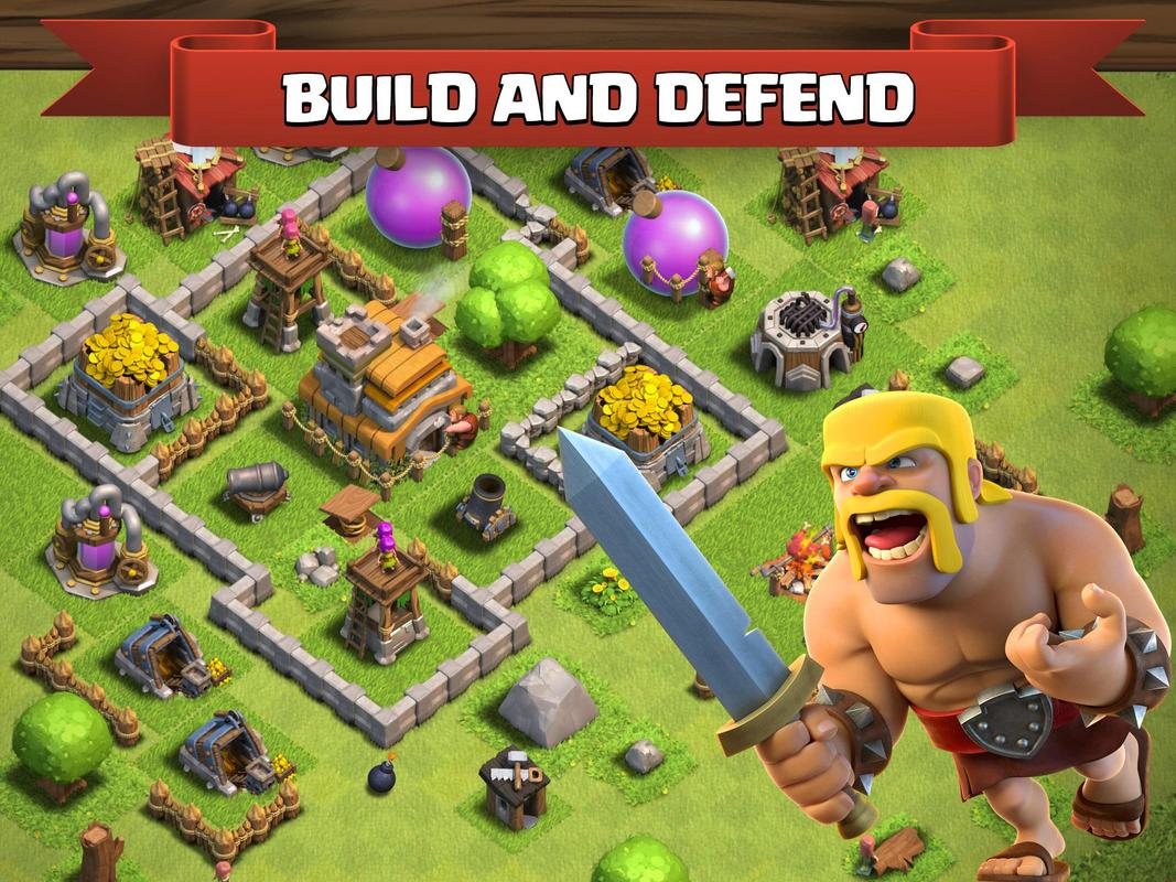 clash of clans  download world no1 epic combat strategy