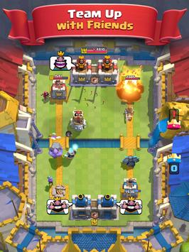 Clash Royale captura de pantalla de la apk