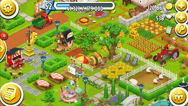 Hay Day captura de pantalla de la apk