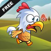 Subway Chicken Run 🍀 icon