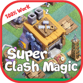 Super Clash Magic icon