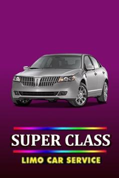Super Class Car Service poster