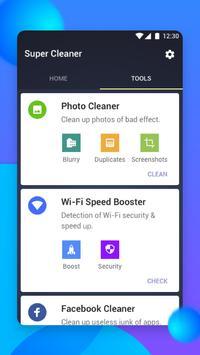 Super Cleaner screenshot 2