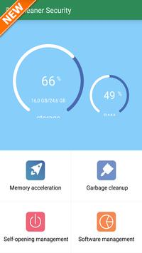 Super Cleaner Security 360 apk screenshot