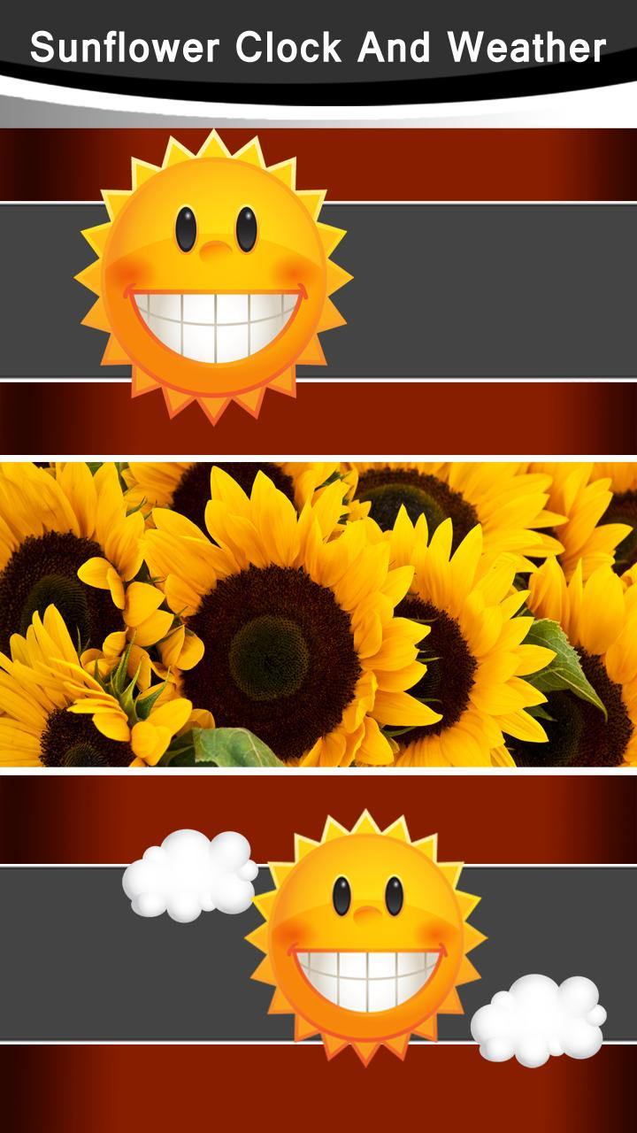 Reloj de girasol y el tiempo for Android - APK Download