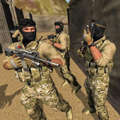Mission IGI: FPS Shooting game icon