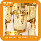 New Mercury Glass Holders Tutorials icon
