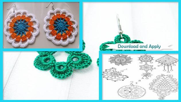 Cool Crochet Earring Patterns Apk Download Free Art Design App