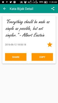 Greatest Quotes apk screenshot