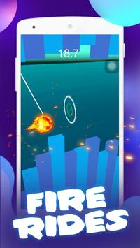 Fire Ride Ball - Ride the Cave screenshot 3