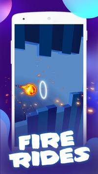 Fire Ride Ball - Ride the Cave screenshot 4