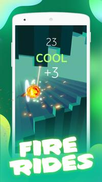 Fire Ride Ball - Ride the Cave screenshot 6
