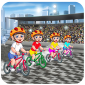 Super Cycle Amazing Race Rider icon