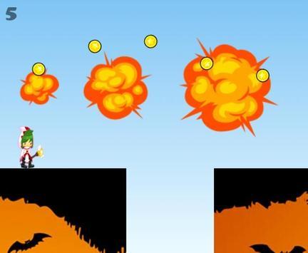 Last Witch Runner Game apk screenshot