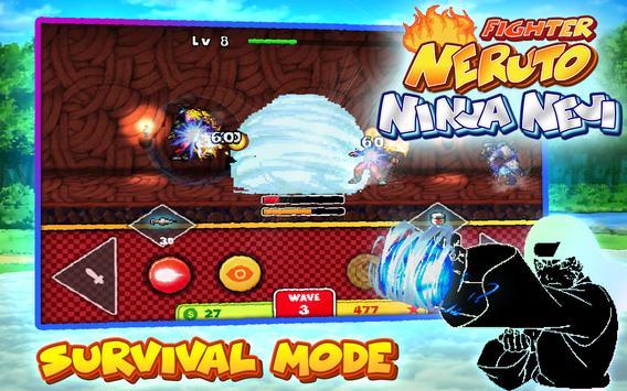 Fighter of Neruto Ninja Neji apk screenshot