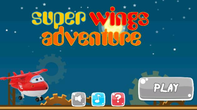 Super Fly Wings Adventure poster