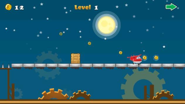 Super Fly Wings Adventure apk screenshot