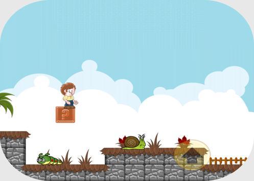 Super Adventure: Blue Flag apk screenshot