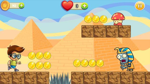 Super Adventure of Bean apk screenshot