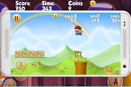 Super Kay Adventures World apk screenshot
