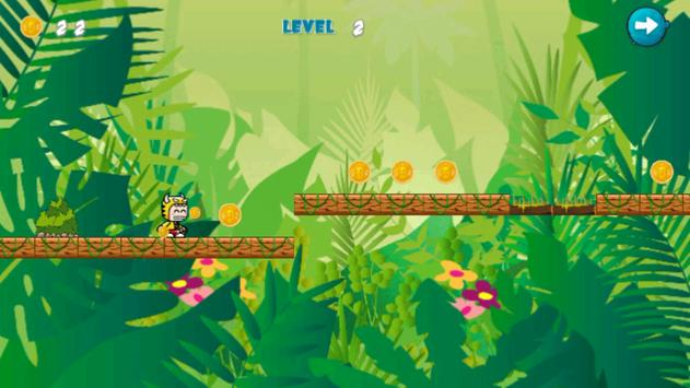 Super Adventure of Boboy apk screenshot