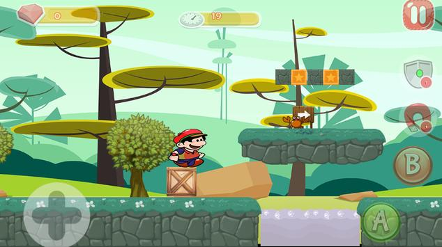 Super Adventure World of Mario poster