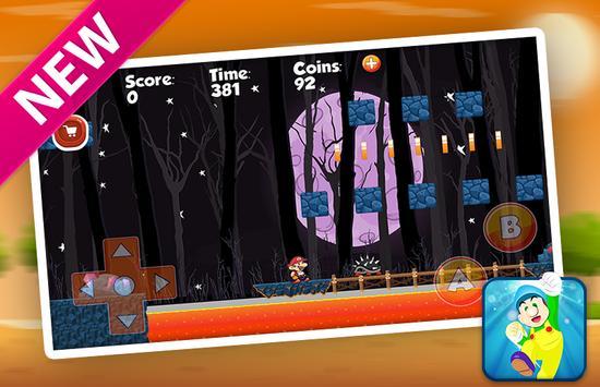 Super Adventure - Mario Smash apk screenshot