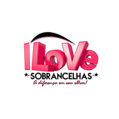 I love Sobrancelhas icon
