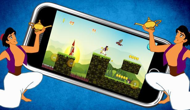 Super Aladin Prince Adventure Game screenshot 8