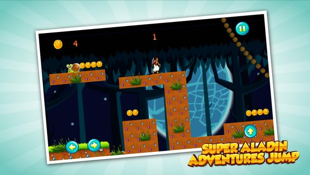 Super Aladin Adventures jump 2 screenshot 2