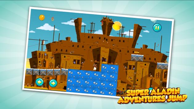 Super Aladin Adventures jump 2 screenshot 3