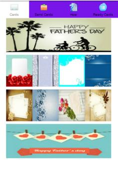 Happy Father's Day Cards poster