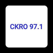 Ckro 97.1 Canada icon