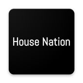 House Nation UK Radio App icon