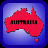 Hotels Australia Booking icon