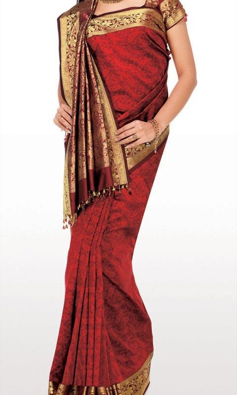 4424052e32d565 Saree Wearing & Draping Styles Step By Step Videos for Android - APK ...