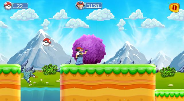 super ash hero screenshot 1